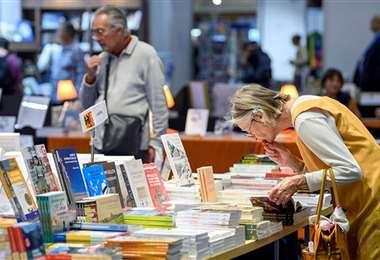 La gente volverá a  Feria del Libro recién en 2022
