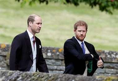 Los duques de Sussex y de Cambridge empiezan a reconciliarse