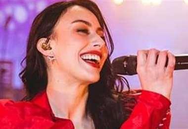 La chuquisaqueña se presenta en un concierto virtual el jueves 27