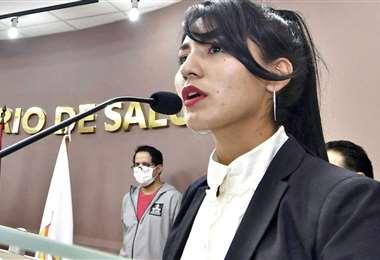 Veizaga es pesimista respecto a los Juegos Bolivarianos de la Juventud. Foto: APG