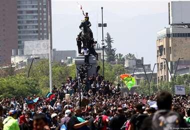 Los conflictos sociales en Colombia afectan a los torneos de la Conmebol. Foto: internet