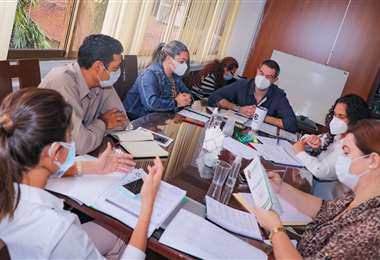 Directiva de la Asamblea Legislativa planifica agenda de trabajo