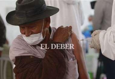 Gobierno amplía su plan de vacunación. Foto: JC. Torrejón