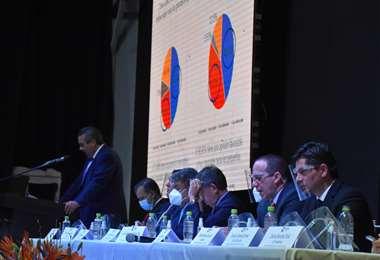 El encuentro de empresarios hizo llegar al Gobierno sus conclusiones