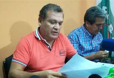 David Paniagua y Milton Melgar, miembros de Fabol. Foto: internet