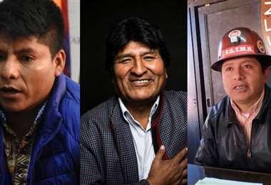 Loza, Morales y Huarachi