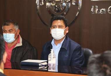 El nuevo alcalde de Sacaba I Facebook.