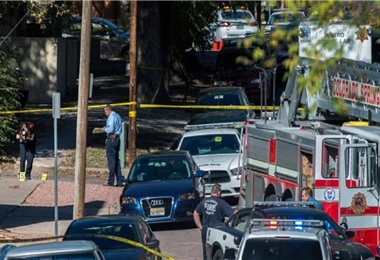 El sospechoso es el novio de una de las víctimas femeninas /Foto: NTN24