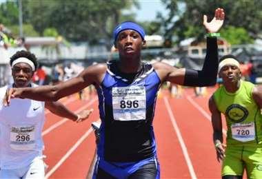 Erriyon Knighton apunta a ser el atleta más rápido del planeta. Foto: Internet