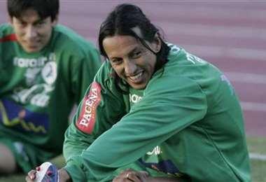 Juan Manuel Peña jugó al fútbol profesional entre 1990 y 2010. Foto: Internet