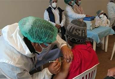 Este jueves no habrá vacunación en todo el país