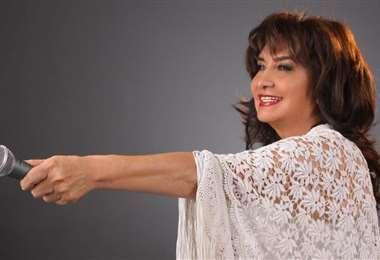 Zulma Yugar tiene 69 años. Foto: Opinión Bolivia