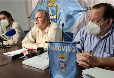 El Comité Electoral de Blooming dejó de funcionar el 2 de junio. Foto: Jorge Gutiérrez