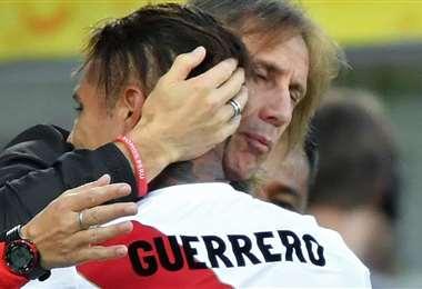 Gareca no podrá contar con su goleador en la Copa América. Foto: internet