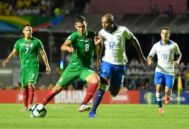 La selección boliviana participará de la Copa América