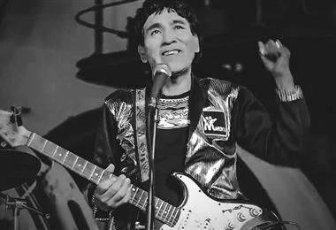 Rodolfo Yucra fue uno de los pilares del grupo musical