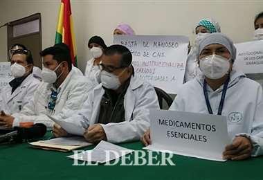También hay emergencia en Santa Cruz. Foto: Juan C. Torrejón