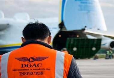 Extrabajadores denunciaron el retiro de 80 personas/Foto: EL DEBER