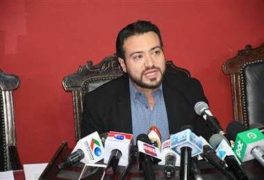 El diputado Alejandro Reyes pidió un informe con 11 preguntas al Ministerio de Salud.