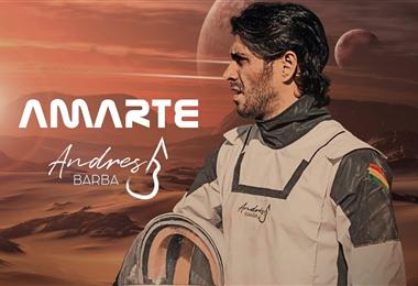 Imagen promocional del nuevo tema de Andrés Barba