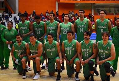 El equipo nacional de básquet va por una victoria. Foto: Internet