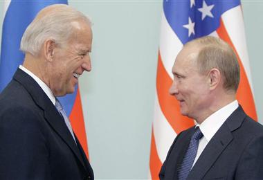 Biden y Putin se reunirán el próximo miércoles