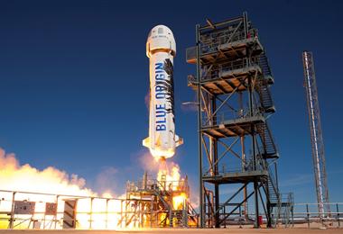La New Shepard será lanzado el 20 de julio