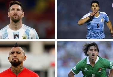 Son jugadores con mucha experiencia y buen fútbol. Foto: Internet