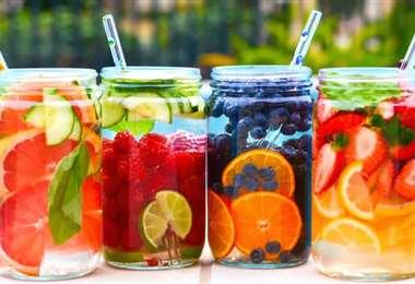 Aguas de sabores