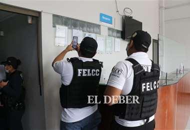 Foto archivo El Deber: los acusados fueron aprehendidos en diferentes operativos.