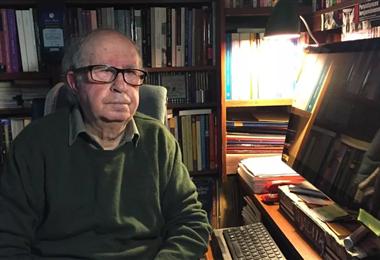 Jesús Martín Barbero tenía 83 años y vivía en Cali