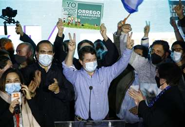 Claudio Orrego ganó la gobernación de Santiago