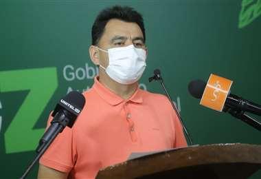 Hurtado, gerente de Epidemiología del Sedes/Foto: Gobernación