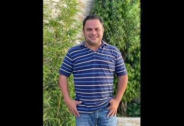 Leonardo Pereyra, de 42 años, necesita una operación urgente