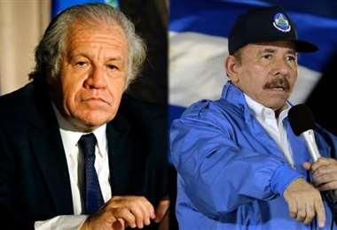 La OEA condena la política de persecución de Daniel Ortega