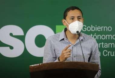 Fernando Pacheco solicitó la ampliación de la vacunación para mayores de 30 años