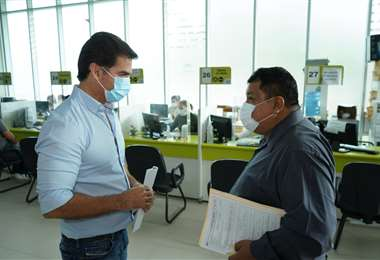 Saavedra plantea beneficios económicos para sectores afectados por la pandemia