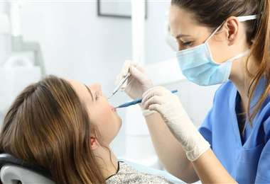 Visita al odontólogo