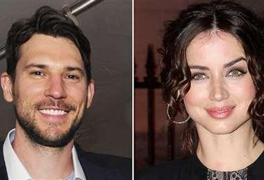 La actriz y el empresario son pareja