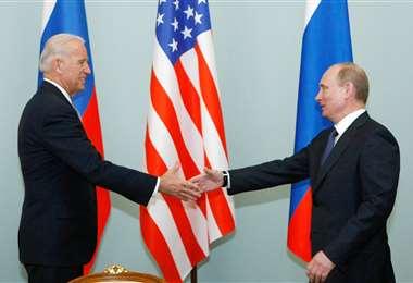 Los poderosos presidentes de EEUU y Rusia se verán nuevamente