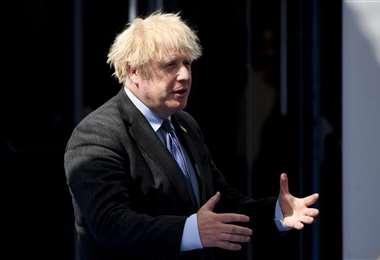 El primer ministro británico al parecer está impaciente con la pandemia