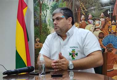 Los cívicos aseguran que el Gobierno protege la corrupción/Foto: Comité Cívico