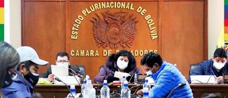 La Comsión Mixta de Justicia acelera los juicios de responsabilidades (Foto: Senado)