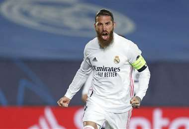 Sergio Ramos jugó 15 años en el Real Madrid. Foto: internet