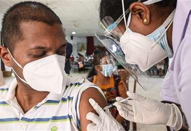 América Latina y el Caribe la habitan 600 millones de personas /Foto: AFP