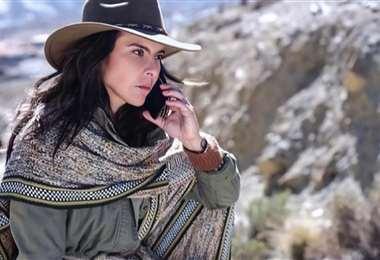 Kate del Castillo compartió las primeras fotografías oficiales de la serie