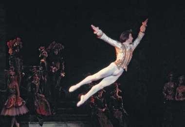 El gran salto que dio fue en 1961, hacia la libertad