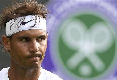 Rafael Nadal, tenista español y número tres en el ranking ATP. Foto: AFP