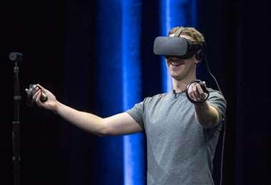 Zuckerberg quiere que todo el mundo pueda disfrutar de la realidad virtual