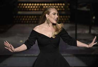 Adele se encuentra trabajando en nuevo disco